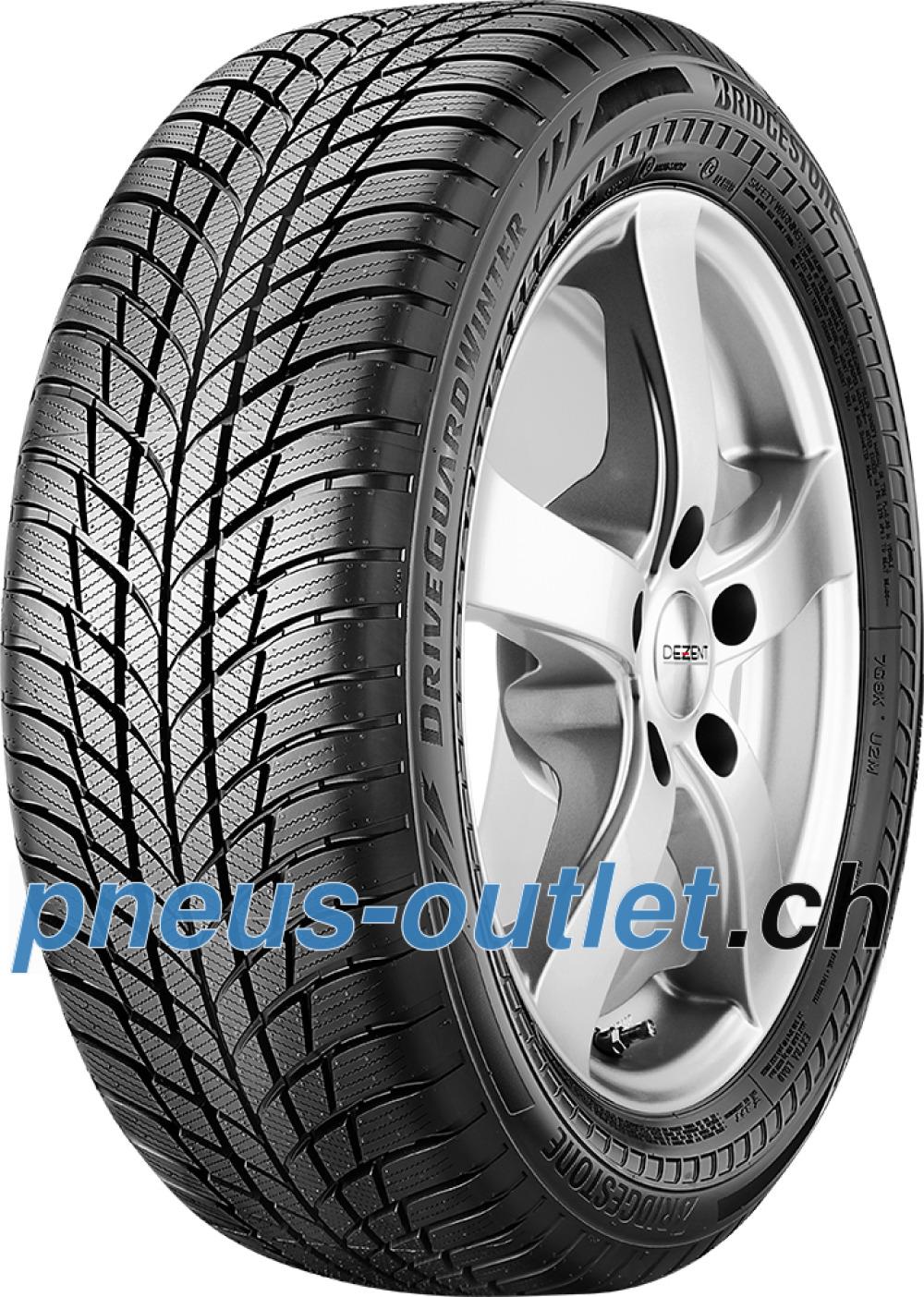 Bridgestone DriveGuard Winter RFT ( 225/50 R17 98V XL , runflat, DriveGuard )