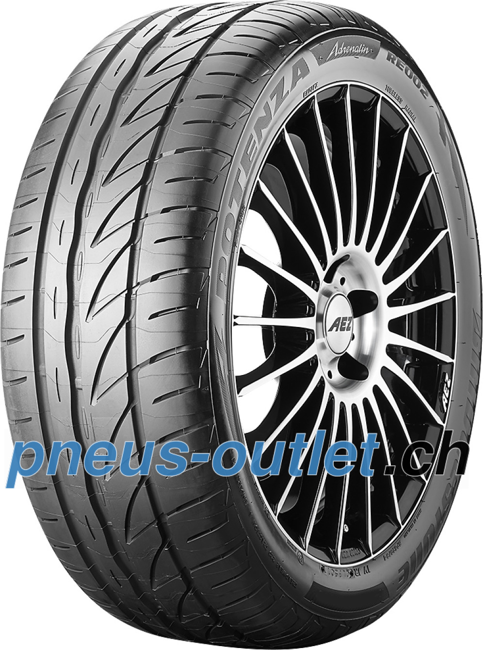 Bridgestone Potenza Adrenalin RE002 ( 205/50 R17 93W XL )