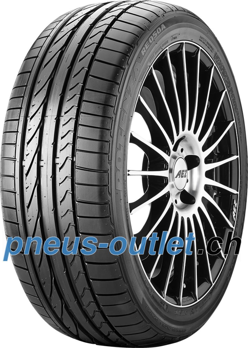 Bridgestone Potenza RE 050 A ( 225/50 R17 94V avec protège-jante (MFS) )