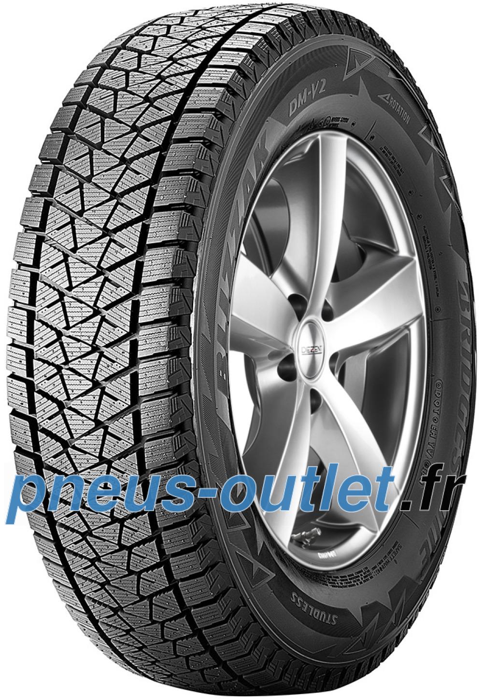 Bridgestone Blizzak DM V2 ( 245/70 R16 107S , avec protège-jante (MFS) )