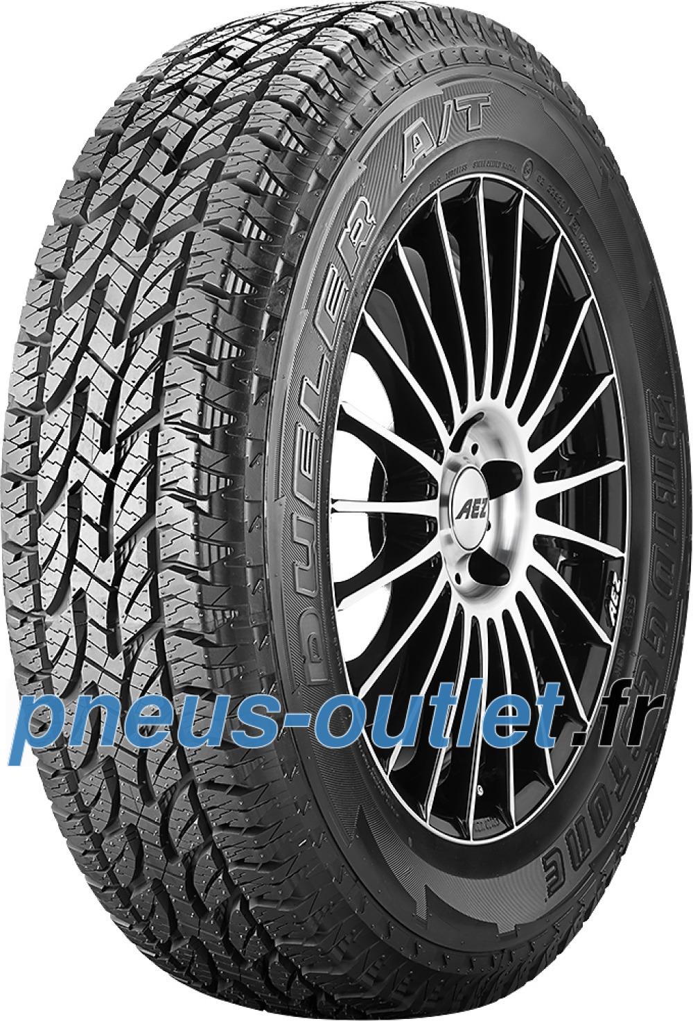 Bridgestone Dueler A/T 694 ( LT225/75 R16 103/100S 6PR , avec protège-jante (MFS) RBL )