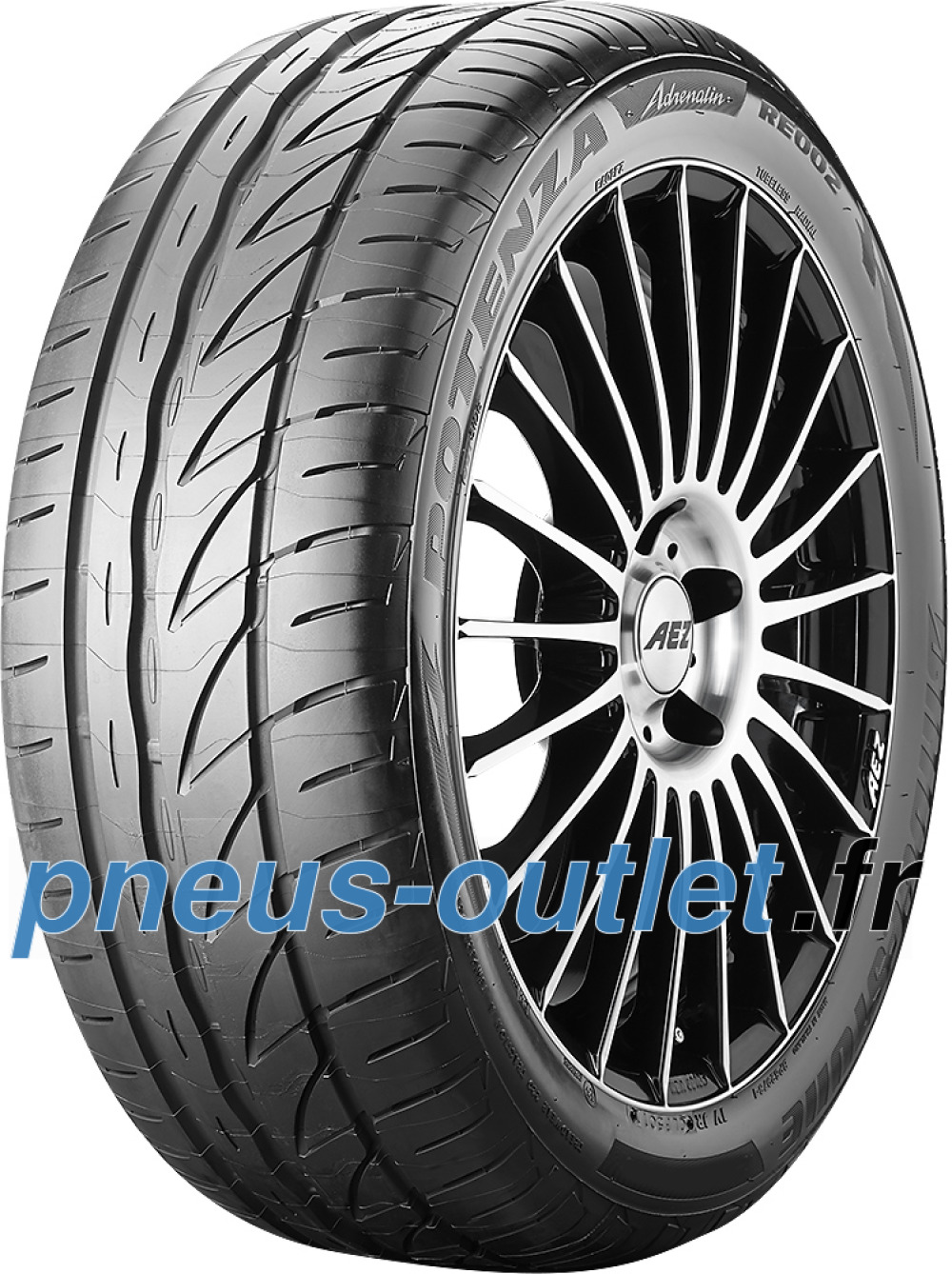 Bridgestone Potenza Adrenalin RE002 ( 215/55 R16 97W XL )