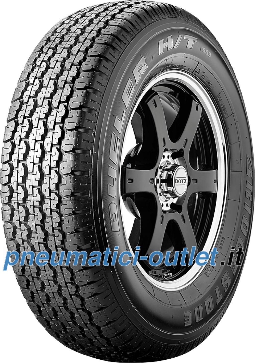 Bridgestone Dueler 689 H/T ( 205 R16C 110/108R 8PR )
