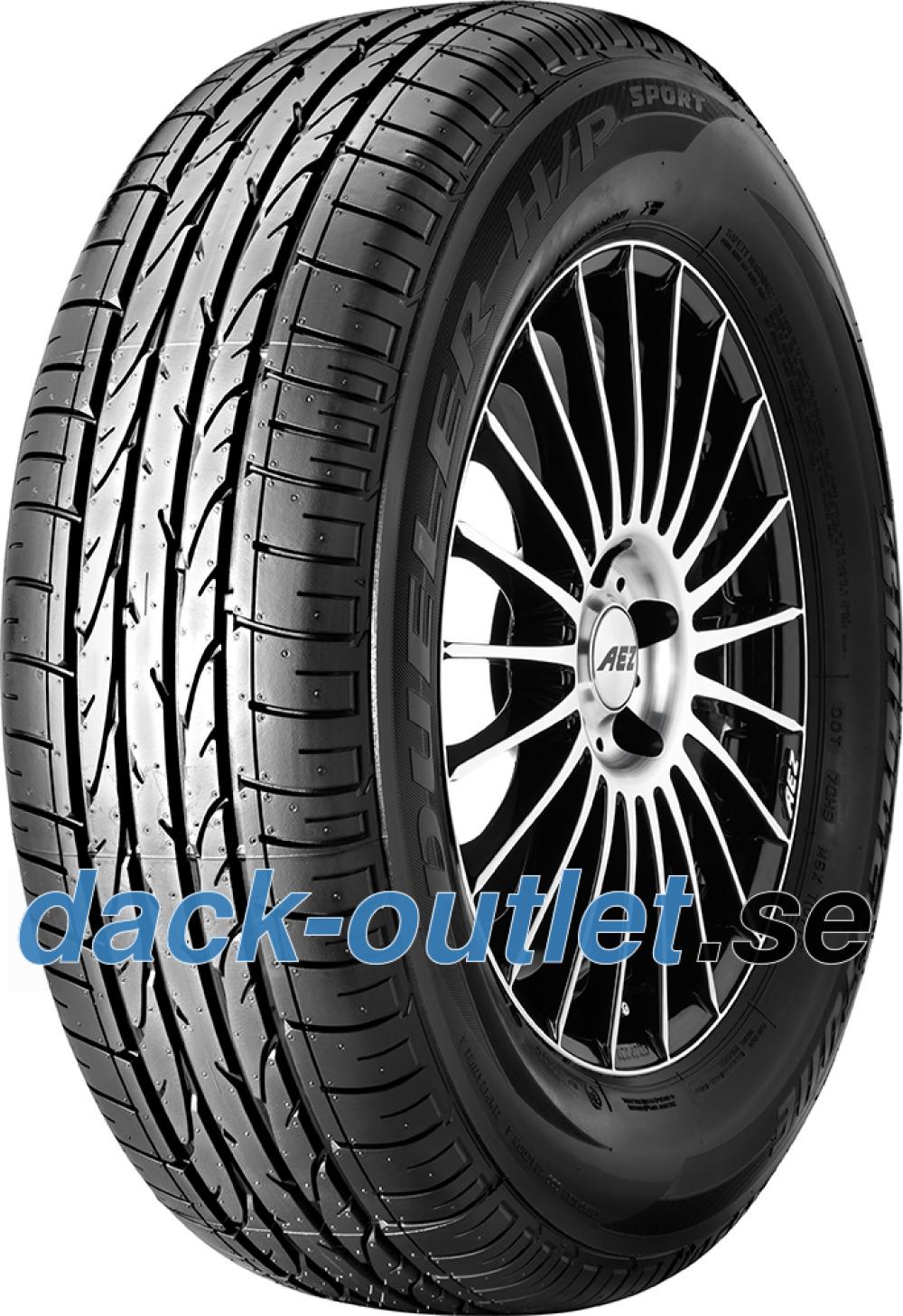 Bridgestone Dueler Sport ( 255/55 R18 109W XL med fälg skyddslist (MFS) )