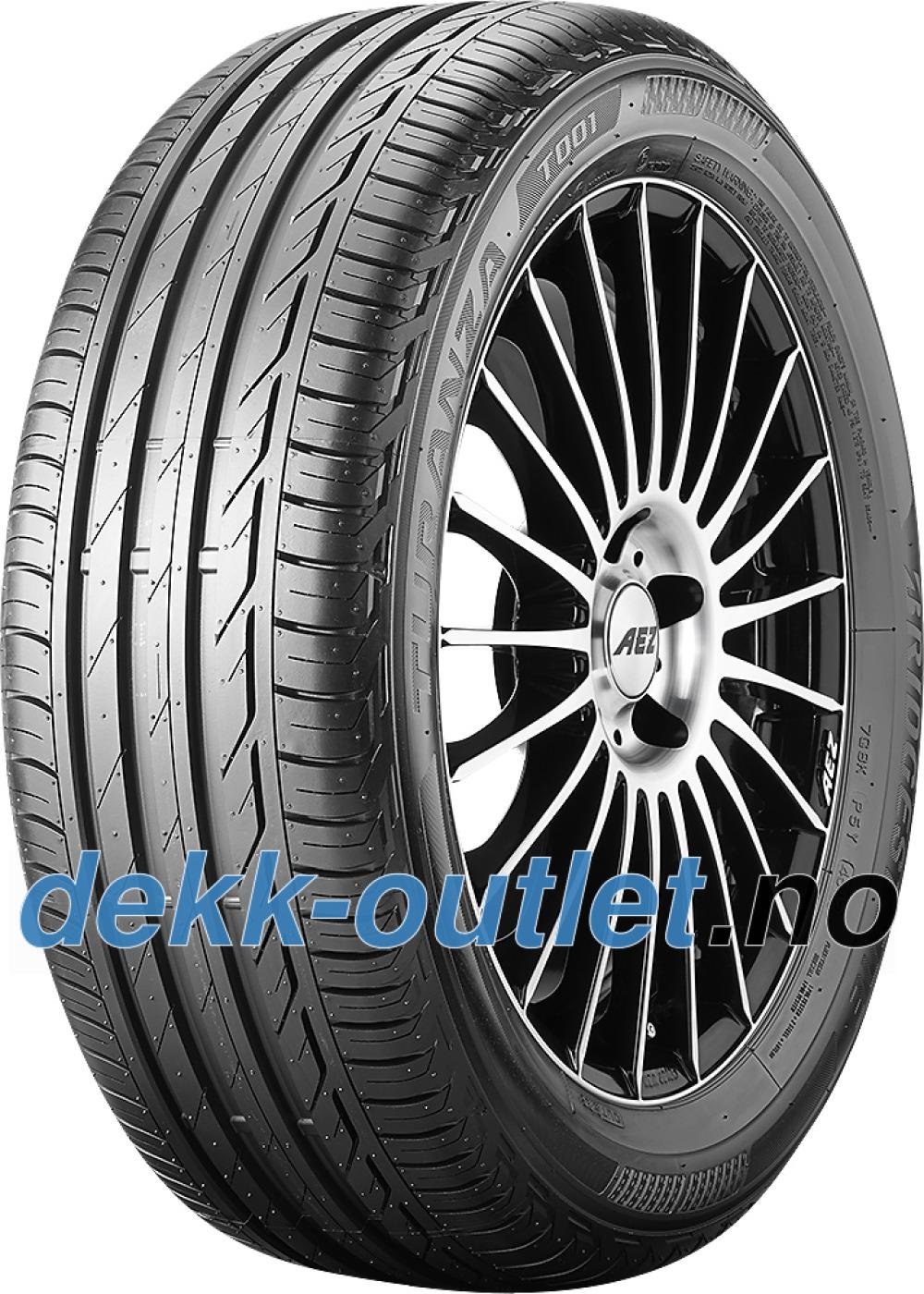 Bridgestone Turanza T001 ( 205/40 R17 84W XL )