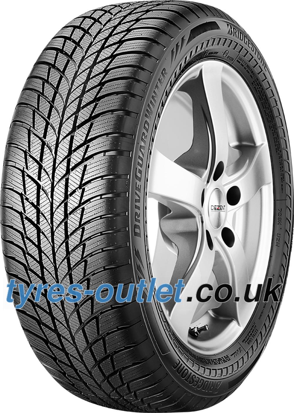 Bridgestone DriveGuard Winter RFT ( 225/55 R17 101V XL , runflat, DriveGuard )