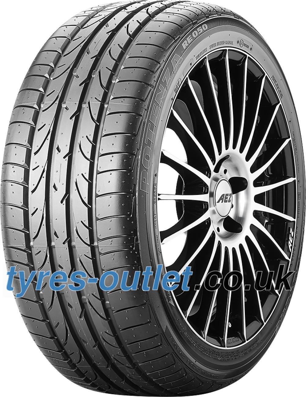 Bridgestone Potenza RE 050 RFT ( 245/45 R17 95Y runflat, *, with rim protection (MFS) )