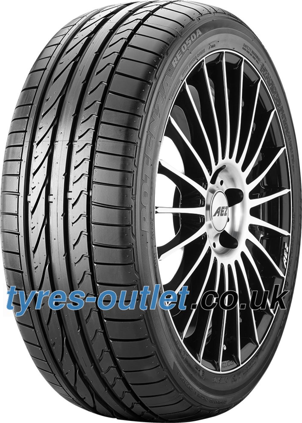 Bridgestone Potenza RE 050 A ( 205/45 R17 88V XL with rim protection (MFS) )