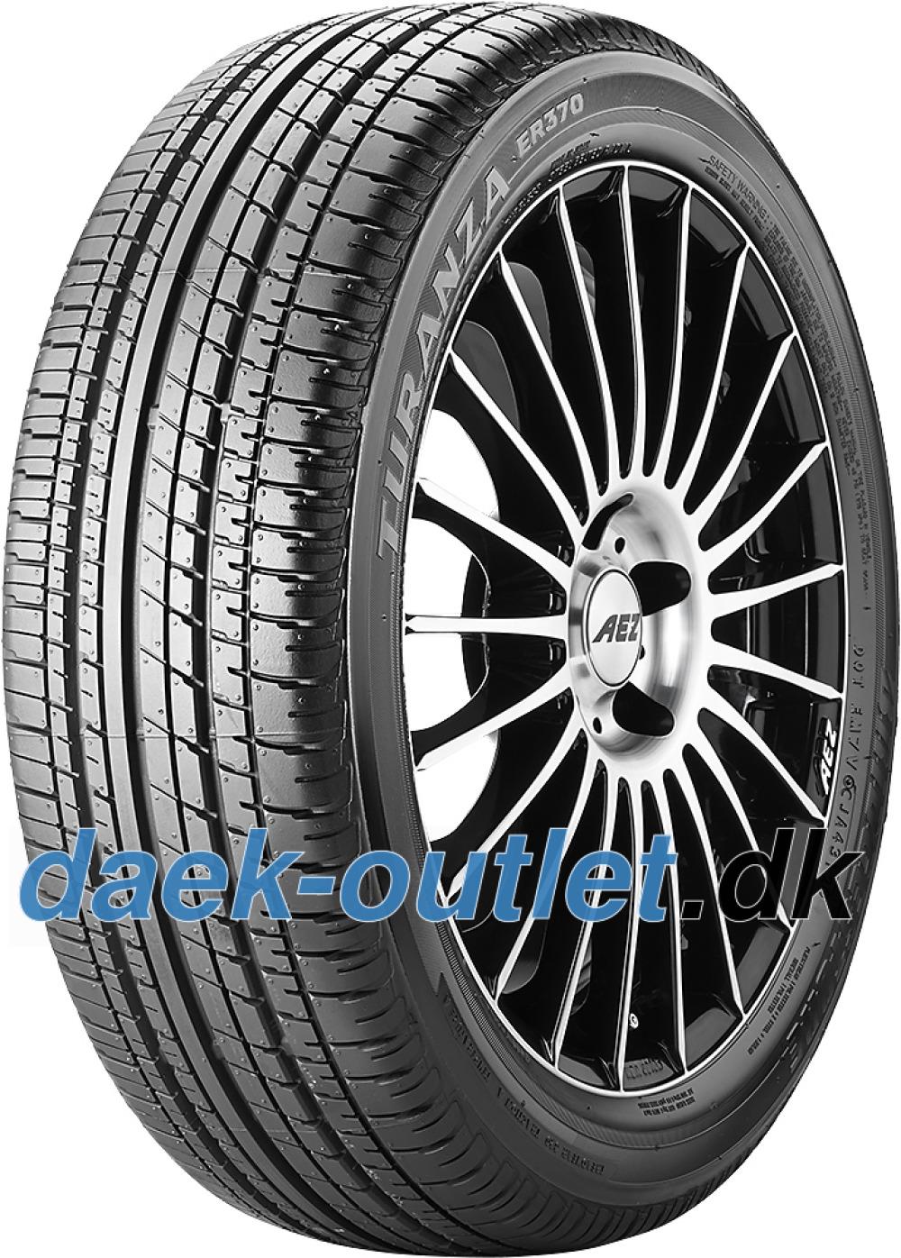 Bridgestone Turanza ER 370 ( 185/55 R16 83H )
