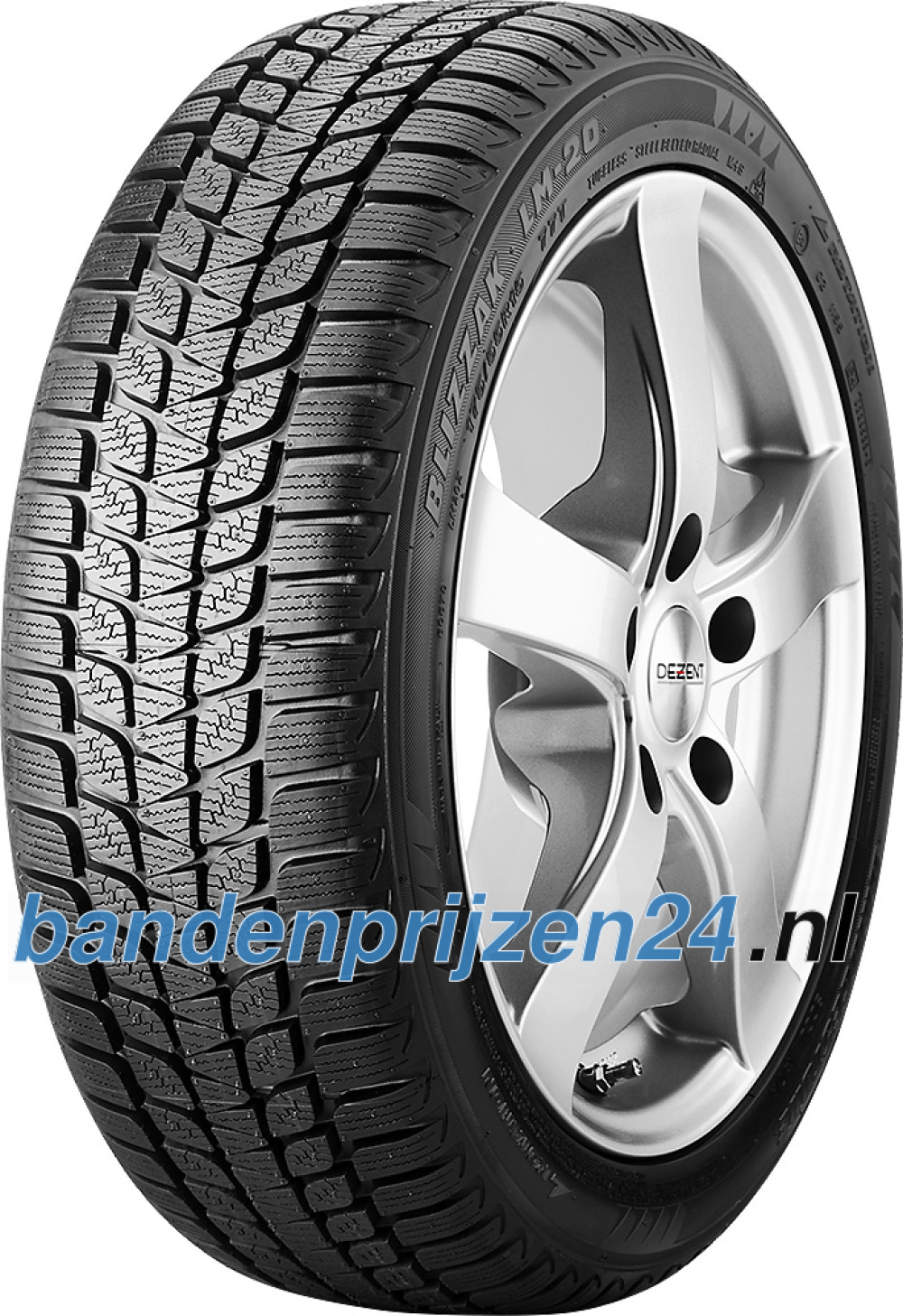 Bridgestone Blizzak LM-20 ( 195/70 R14 91T )