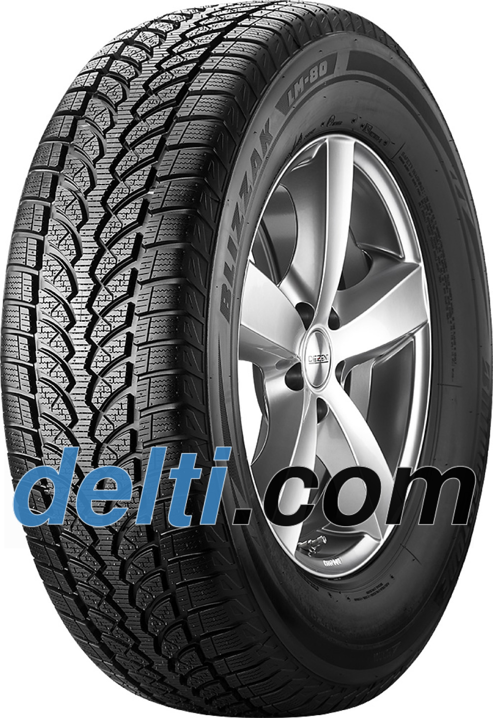 Bridgestone Blizzak LM-80 ( 215/65 R16 98H )