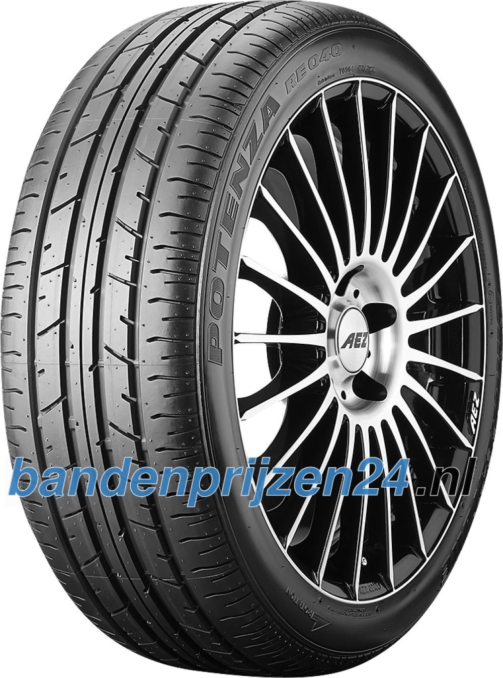 Bridgestone Potenza RE 040 ( 205/55 R16 91W AO )