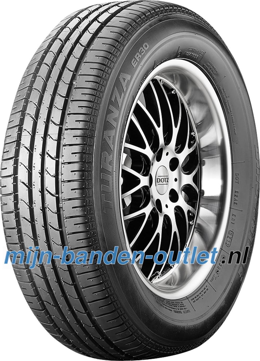 Bridgestone Turanza ER 30 ( 255/50 R19 103W MO, met velgrandbescherming (MFS) )