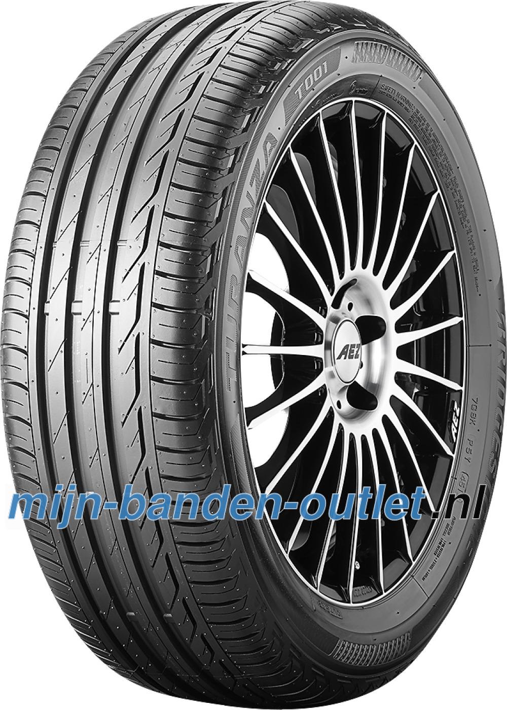Bridgestone Turanza T001 ( 195/55 R16 91V XL )