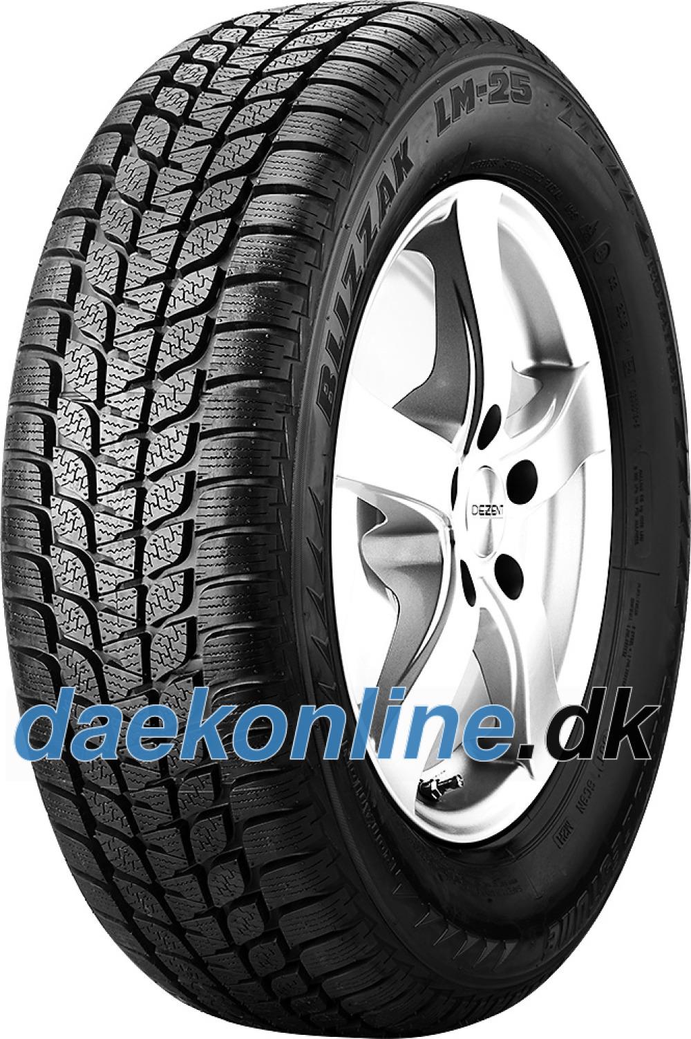 Bridgestone Blizzak LM-25 ( 255/40 R18 99V XL )