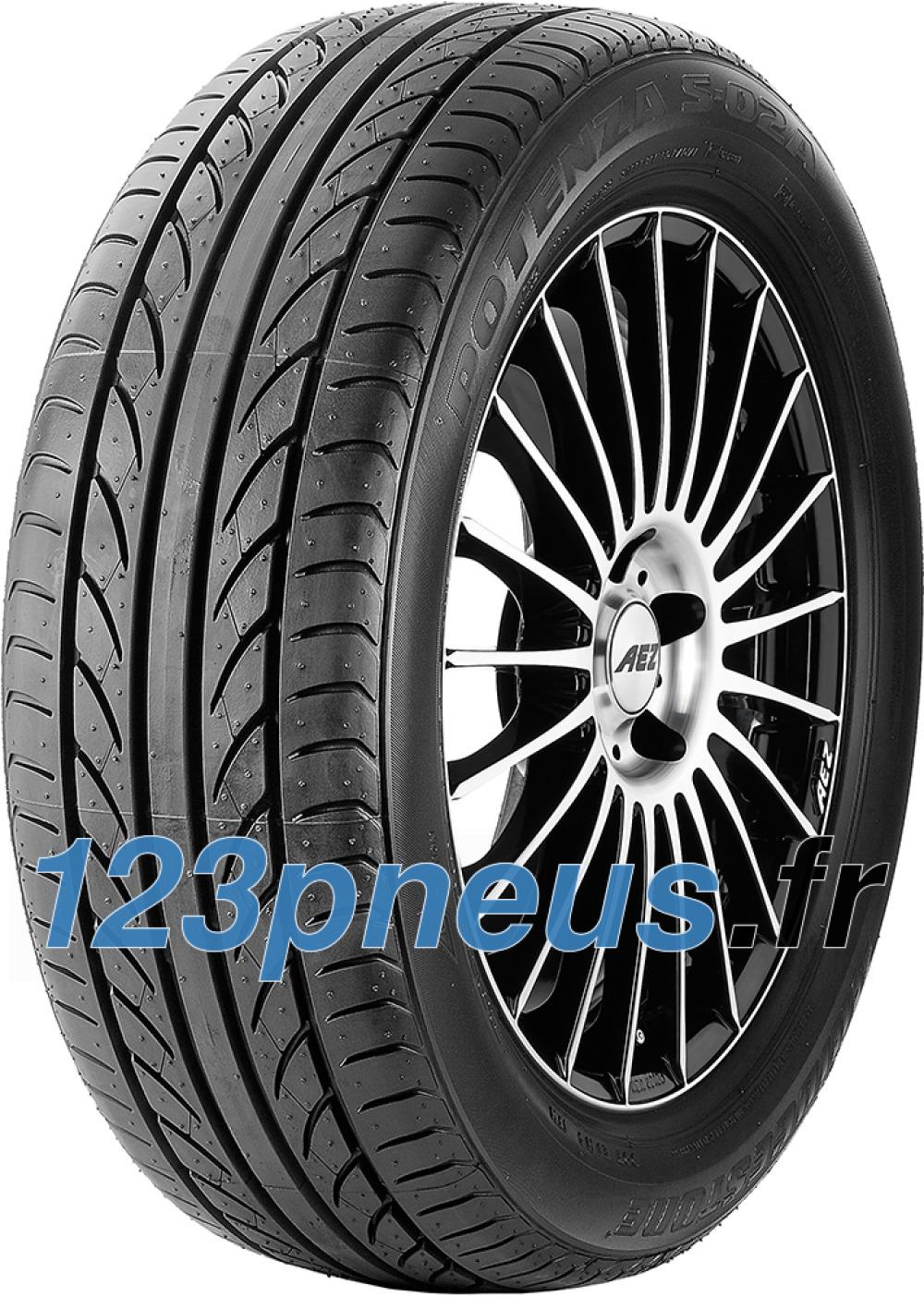 Bridgestone Potenza S02A