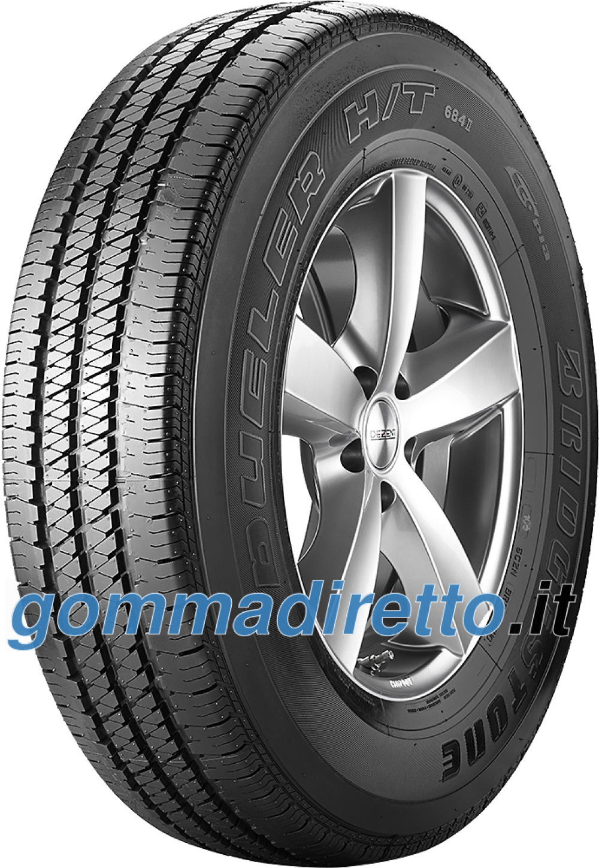 Bridgestone Dueler H/T 684 II Ecopia ( 255/70 R16 111T )