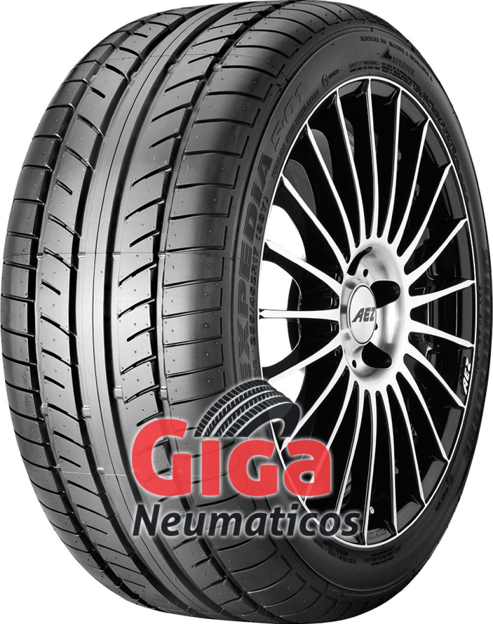 Bridgestone Expedia S-01 ( 255/45 ZR17 (98Y) doble marcaje 98ZR )