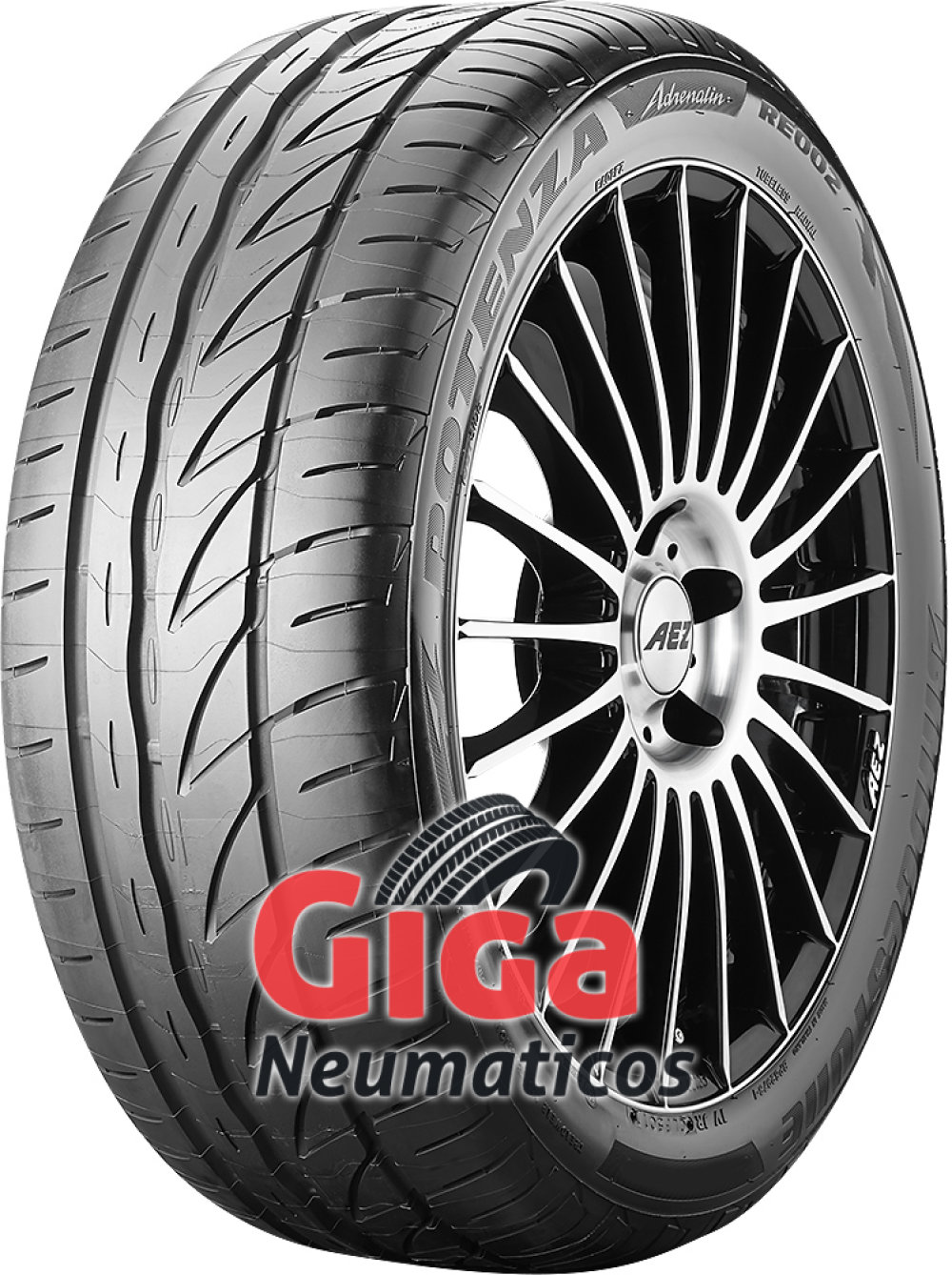 Bridgestone Potenza Adrenalin RE002 ( 225/55 R16 95W )