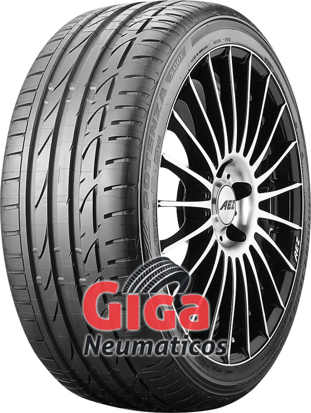 Bridgestone Potenza S001 ( 285/30 R20 99Y XL con protector de llanta (MFS) )