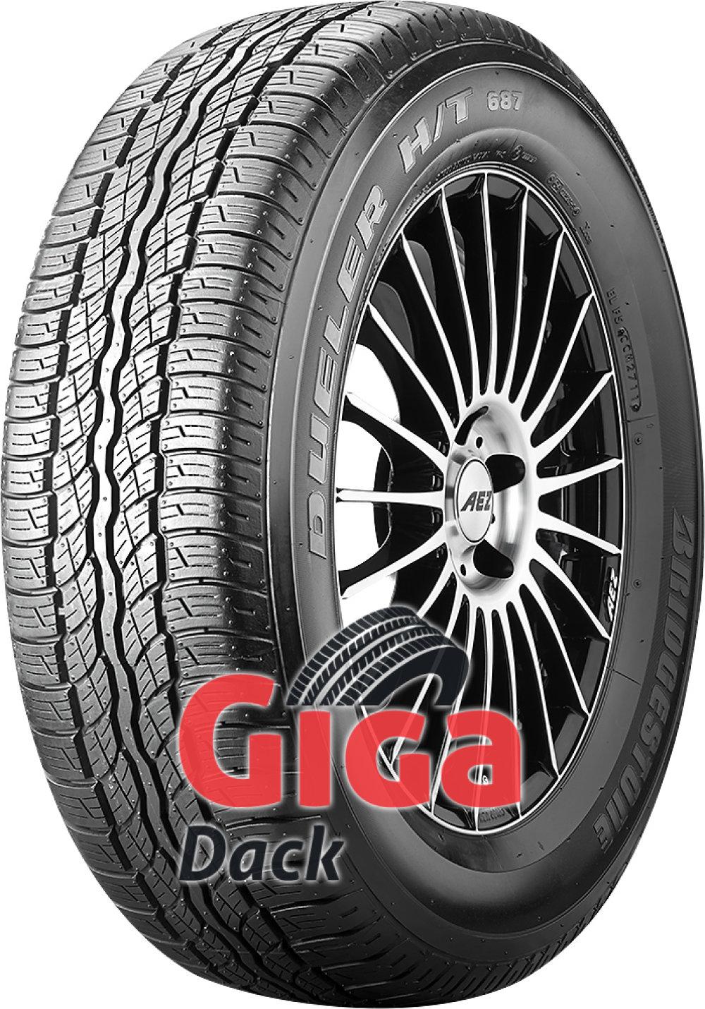 Bridgestone Dueler 687 H/T ( 225/70 R16 102T )