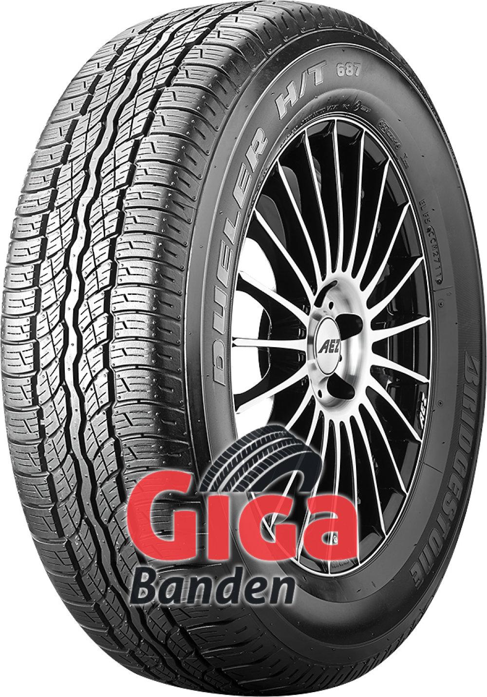Bridgestone Dueler H/T 687 ( 225/70 R16 103T )