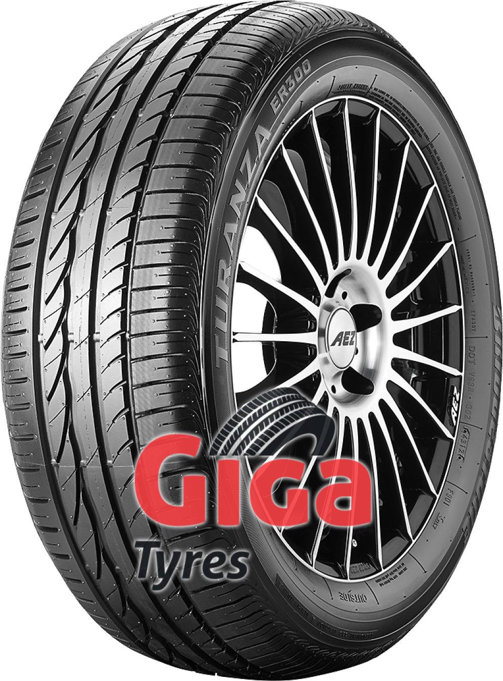 Bridgestone Turanza ER 300 ( 225/60 R16 98Y AO )