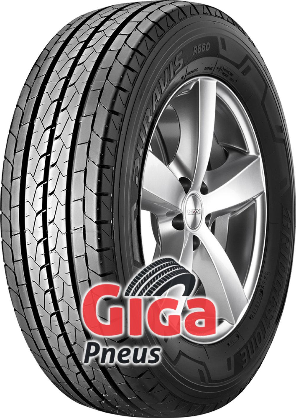 Bridgestone Duravis R660 ( 215/70 R15C 109/107S )