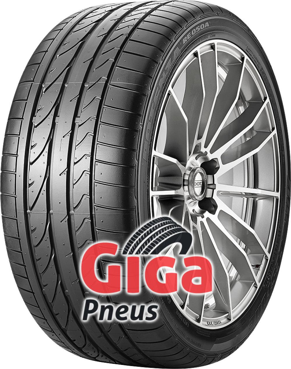 Bridgestone Potenza RE 050 A Pole Position ( 285/35 ZR19 (99Y) Double inscription 99ZR, avec protège-jante (MFS) )