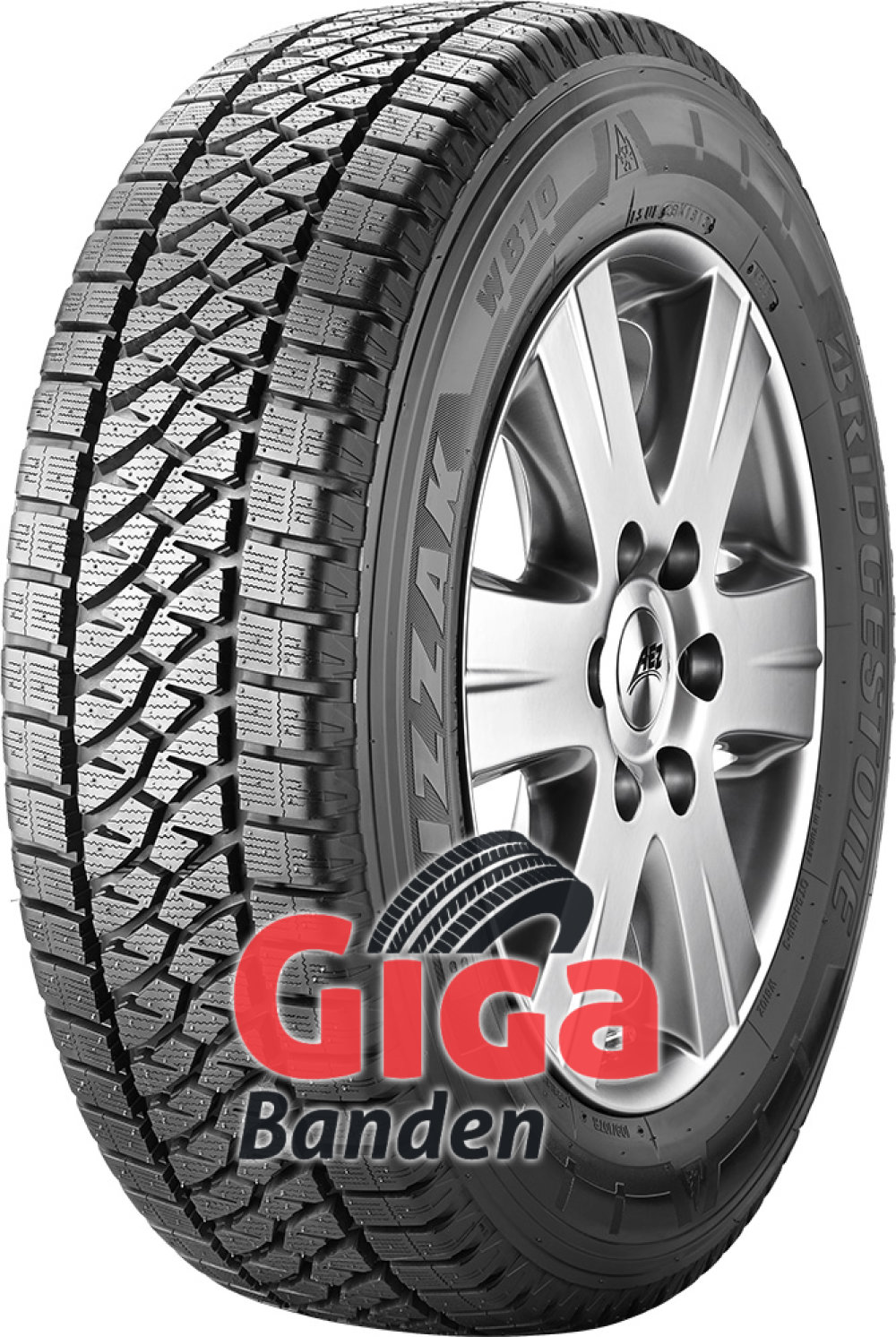 Bridgestone Blizzak W810 ( 215/65 R16C 109/107T )