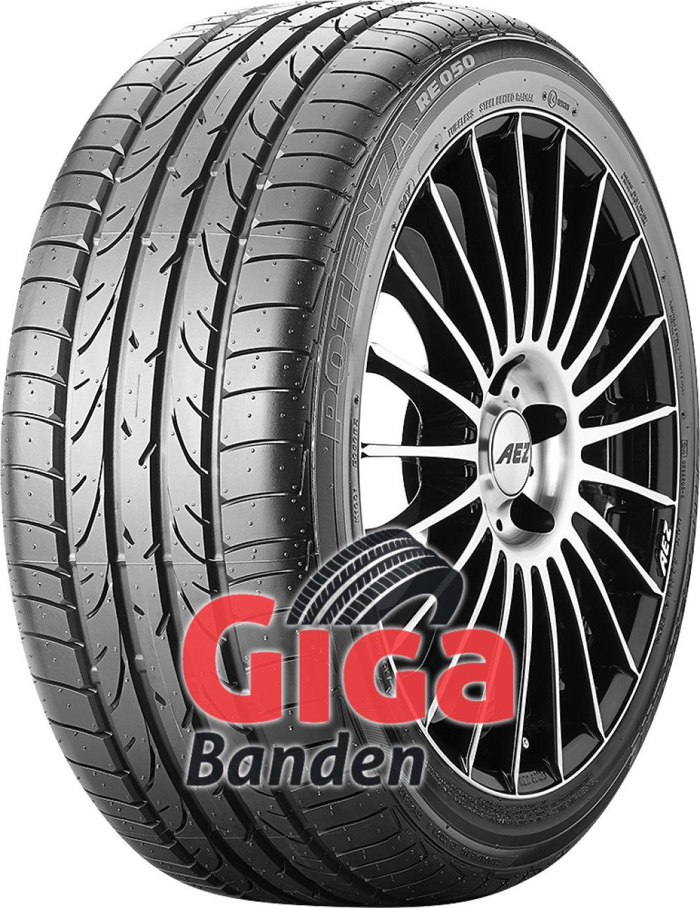 Bridgestone Potenza RE 050 RFT ( 225/50 R17 94Y *, met velgrandbescherming (MFS), runflat )