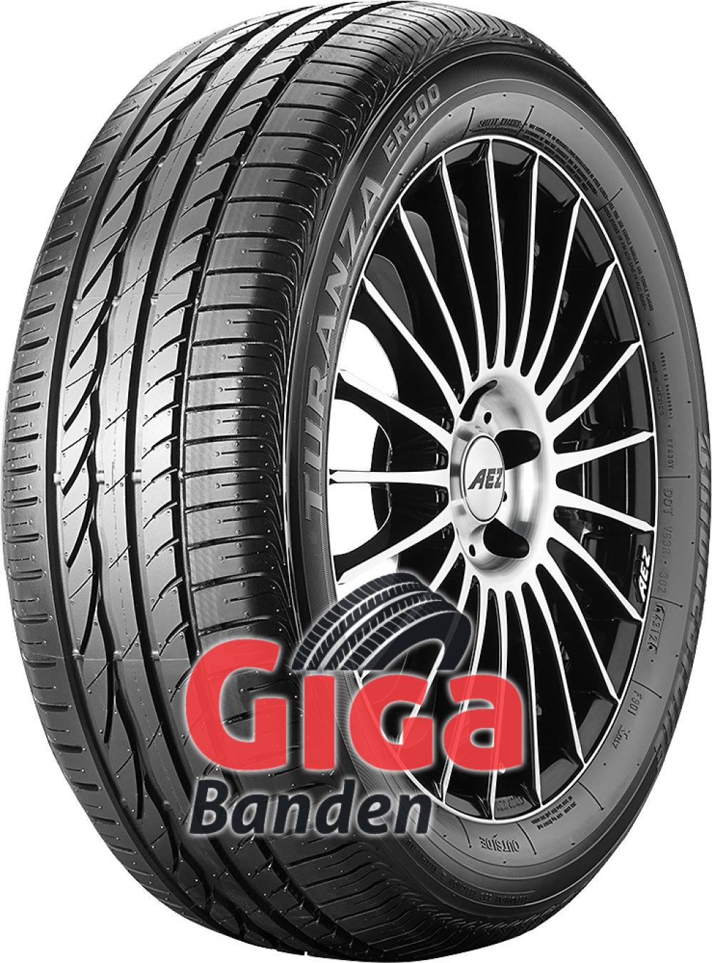 Bridgestone Turanza ER 300 ( 215/55 R16 97Y XL met velgrandbescherming (MFS) )
