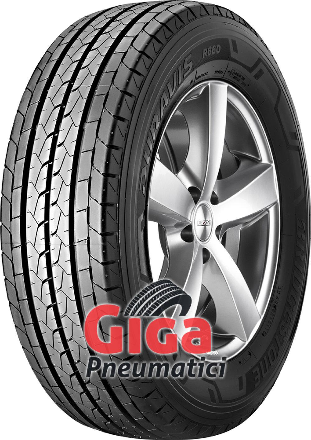 Bridgestone Duravis R660 ( 205/65 R16C 107/105T )