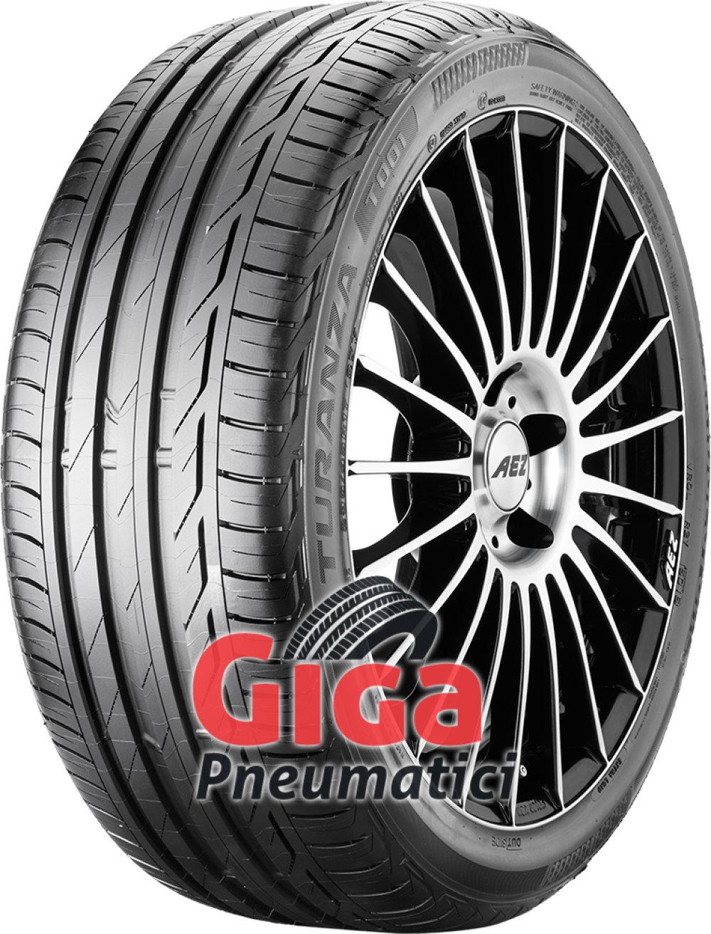 Bridgestone Turanza T001 Evo ( 225/40 R18 92Y XL con protezione del cerchio (MFS) )