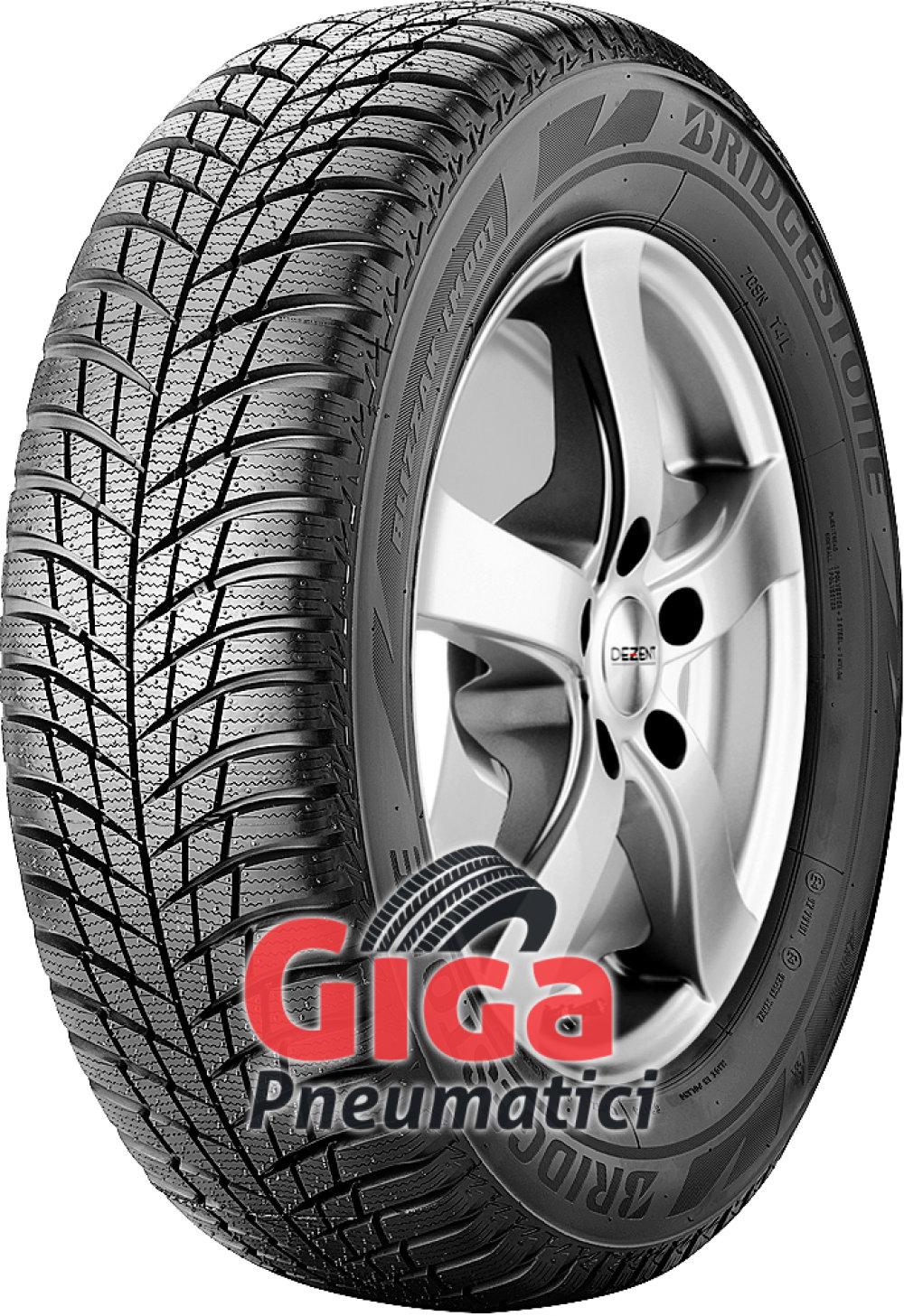 Bridgestone Blizzak LM 001 ( 205/55 R16 91H , con protezione del cerchio (MFS) )