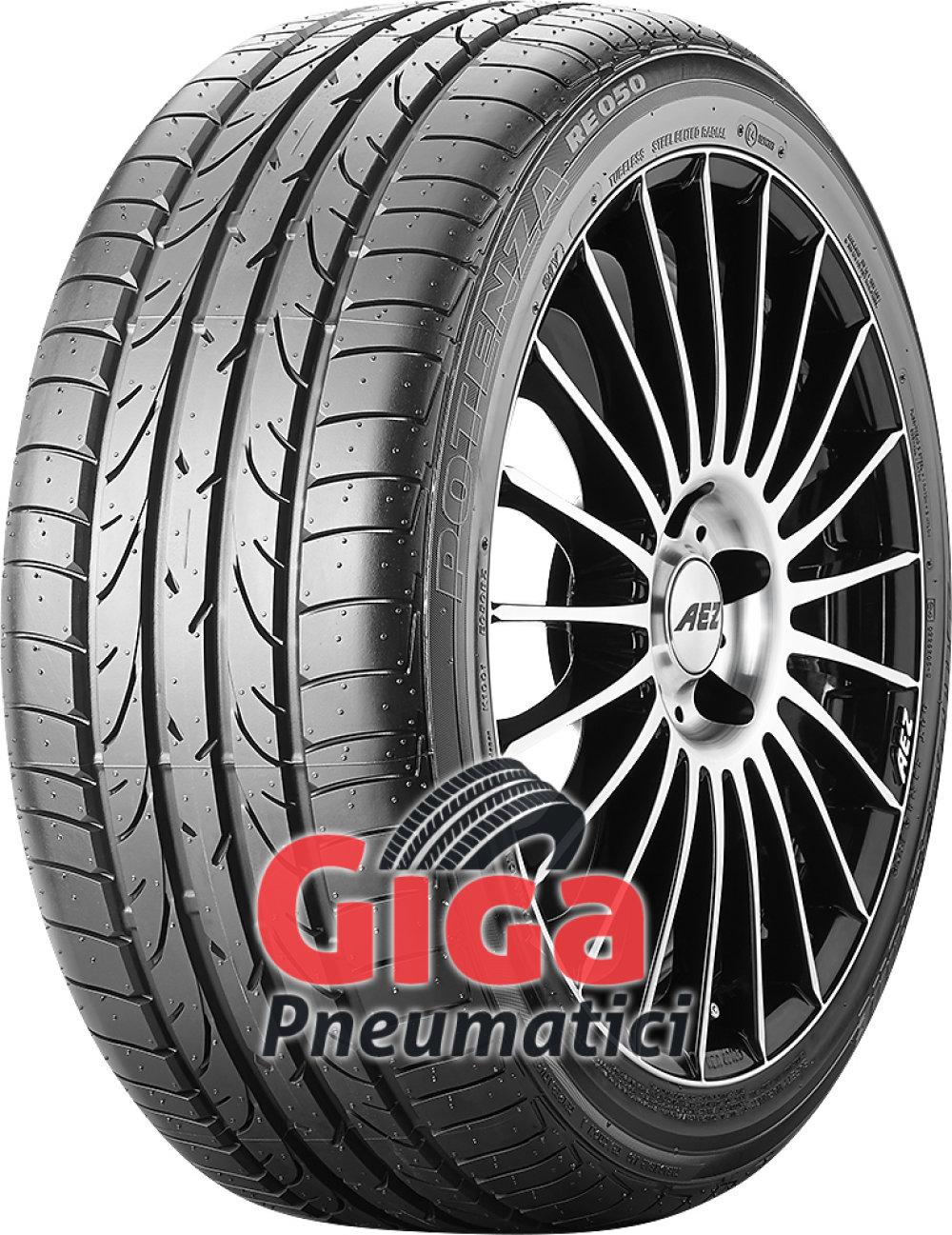 Bridgestone Potenza RE 050 EXT ( 245/40 R17 91W MOE, con protezione del cerchio (MFS), runflat )