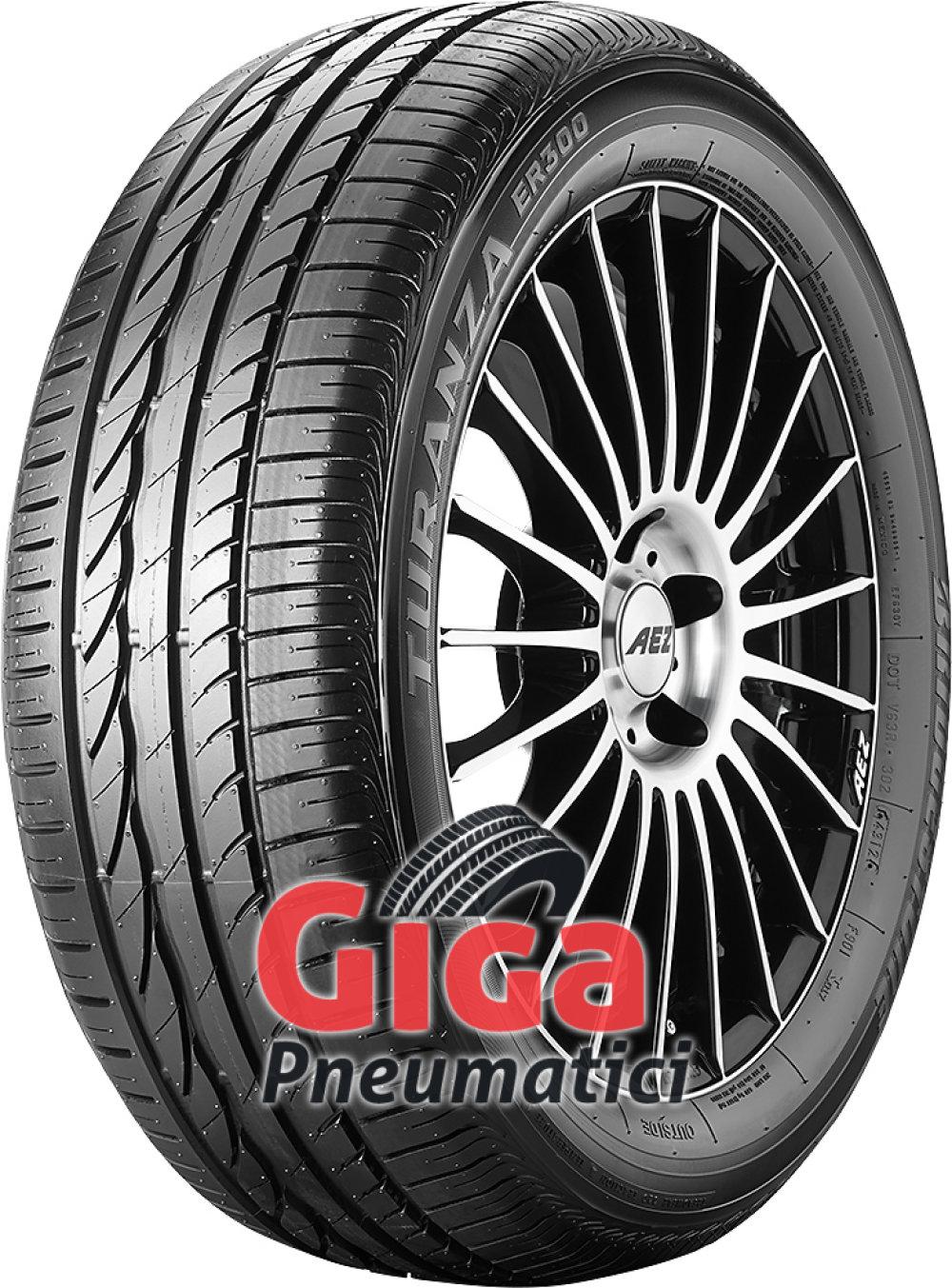 Bridgestone Turanza ER 300 ( 205/50 R17 93V XL con protezione del cerchio (MFS) )