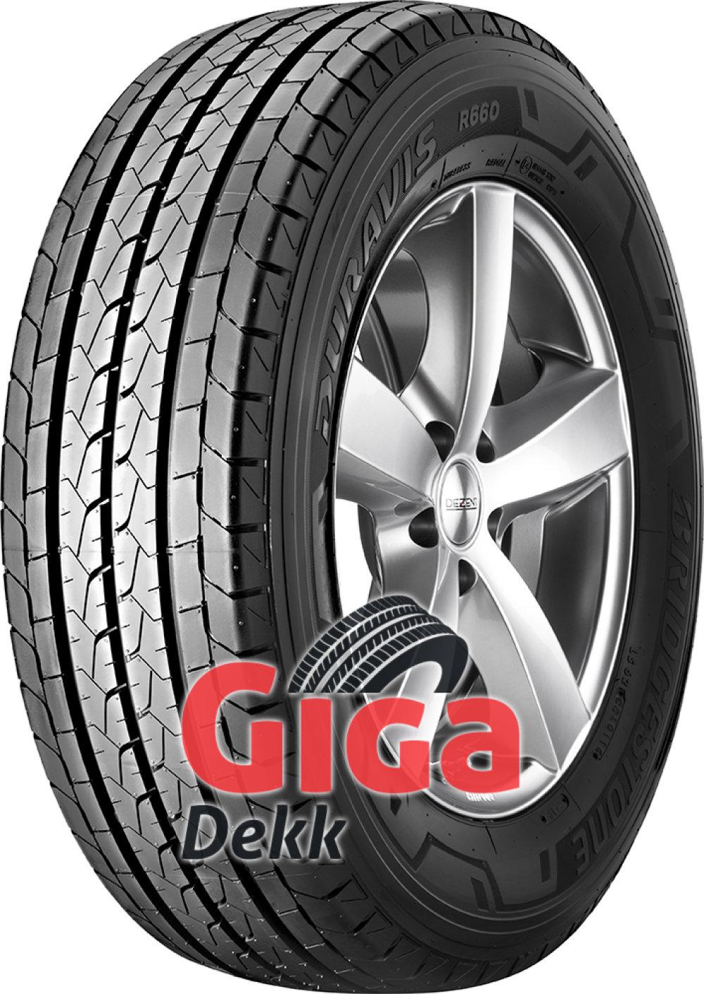 Bridgestone Duravis R660 ( 215/65 R16C 106/104T 6PR )