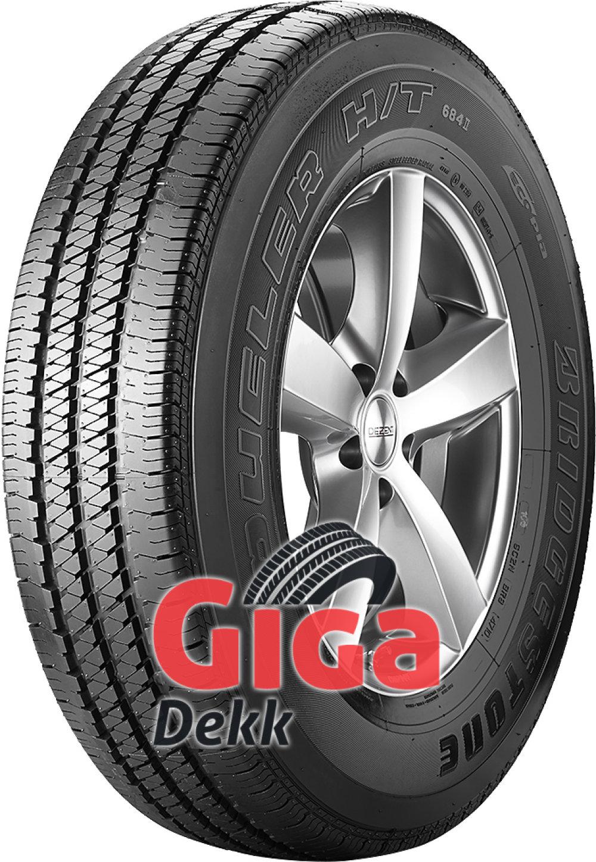 Bridgestone Dueler H/T 684 II Ecopia ( 205 R16C 110/108T )
