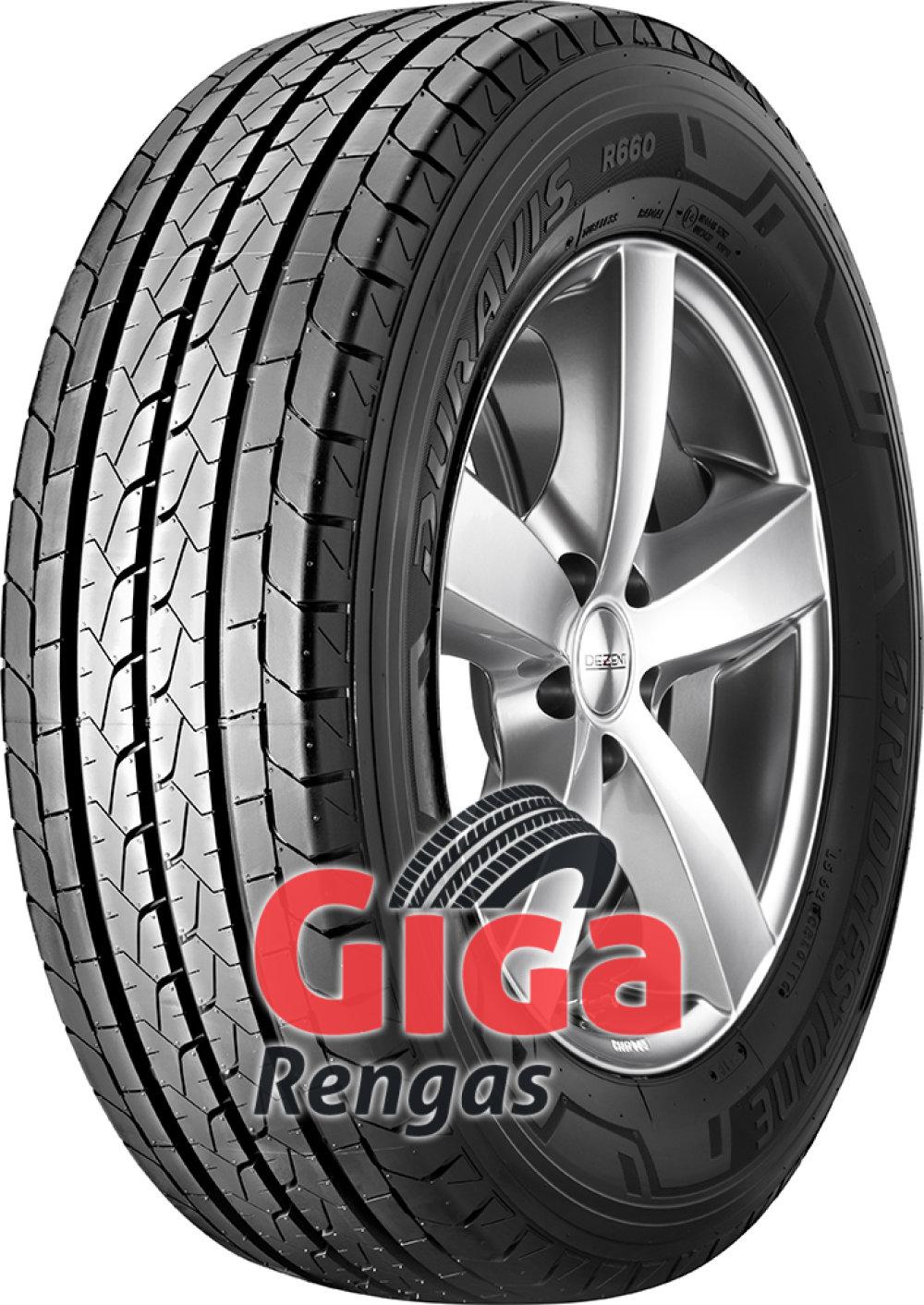 Bridgestone Duravis R660 ( 195/70 R15C 104/102R )