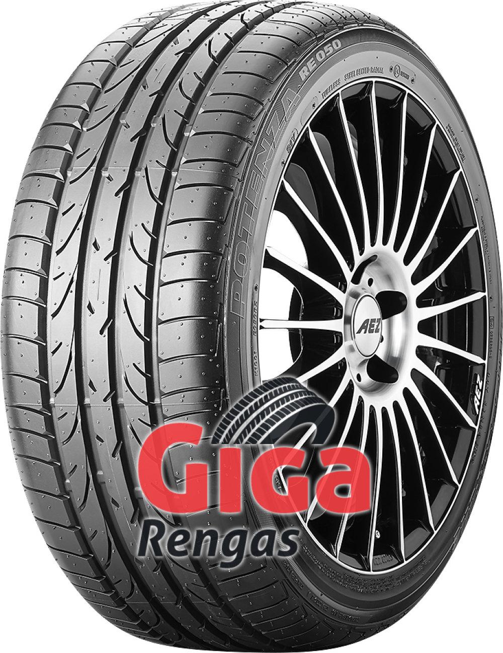 Bridgestone Potenza RE 050 RFT ( 245/45 R18 96Y vannesuojalla (MFS), runflat )