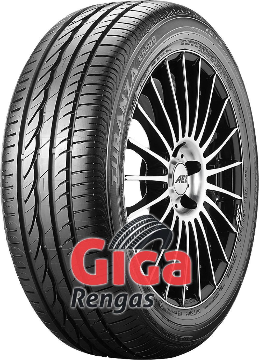 Bridgestone Turanza ER 300 Ecopia ( 205/55 R16 91V vannesuojalla (MFS) )