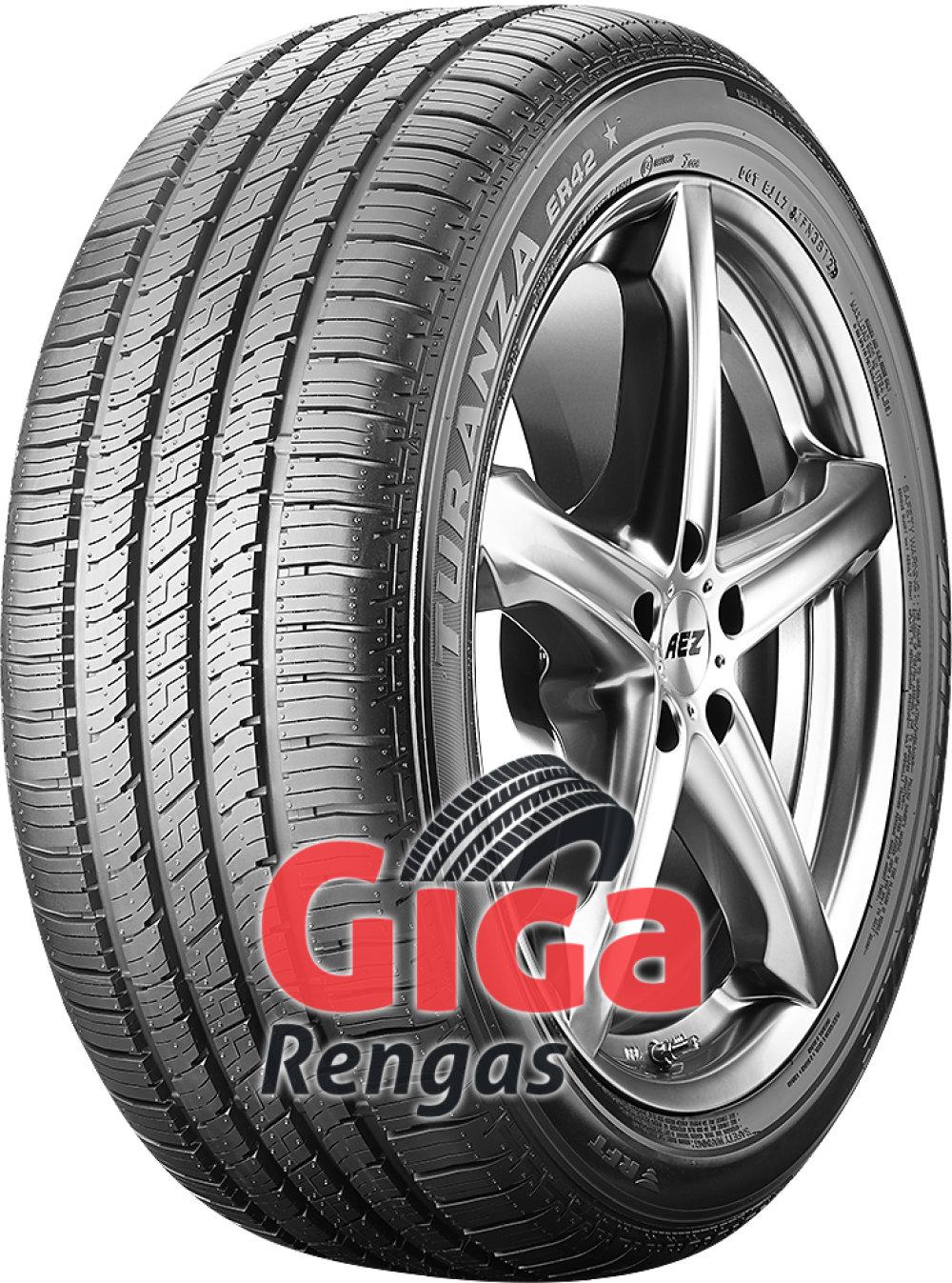 Bridgestone Turanza ER 42 RFT ( 245/50 R18 100W runflat, * )