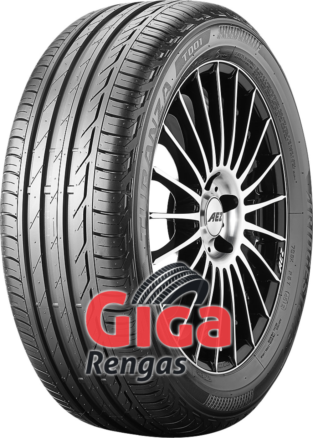 Bridgestone Turanza T001 ( 205/65 R16 95W * )