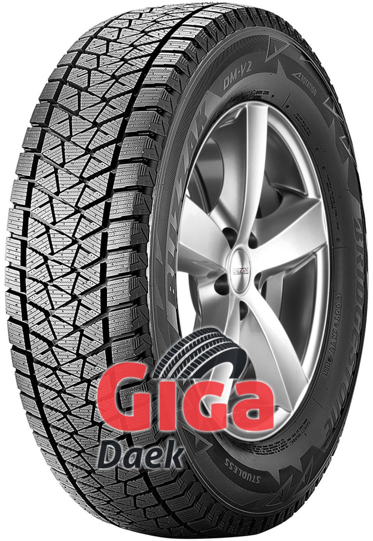 Bridgestone Blizzak DM V2 ( 255/65 R17 110S , med fælgbeskyttelse (MFS) )