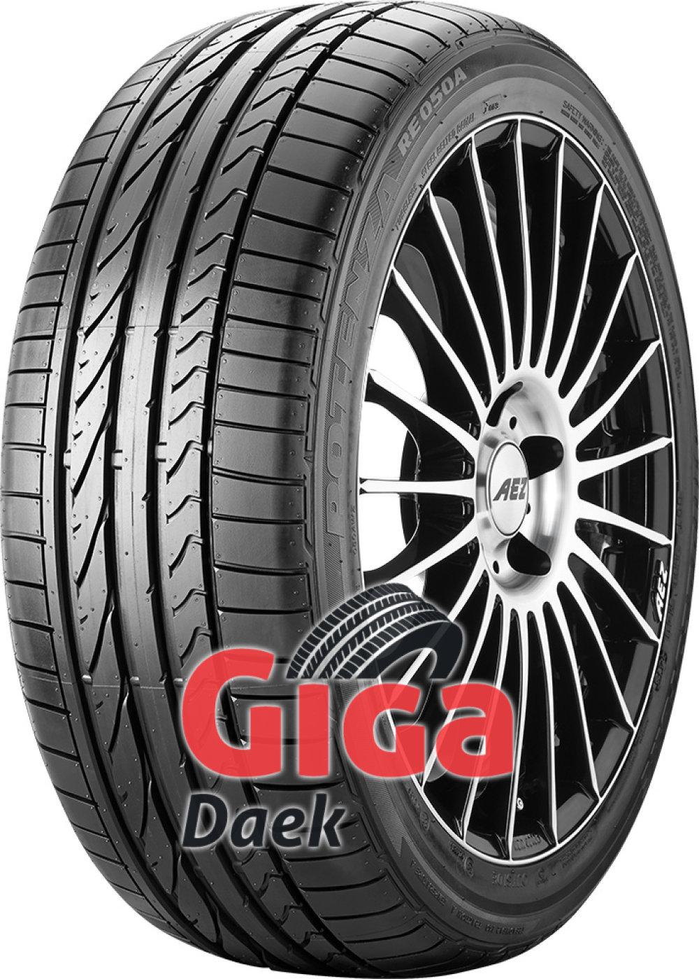 Bridgestone Potenza RE 050 A ( 225/50 R17 94V med fælgbeskyttelse (MFS) )