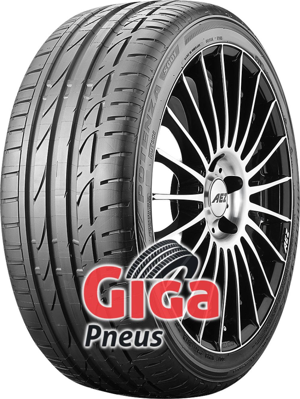Bridgestone Potenza S001 ( 245/50 R18 100W MO, avec protège-jante (MFS) )