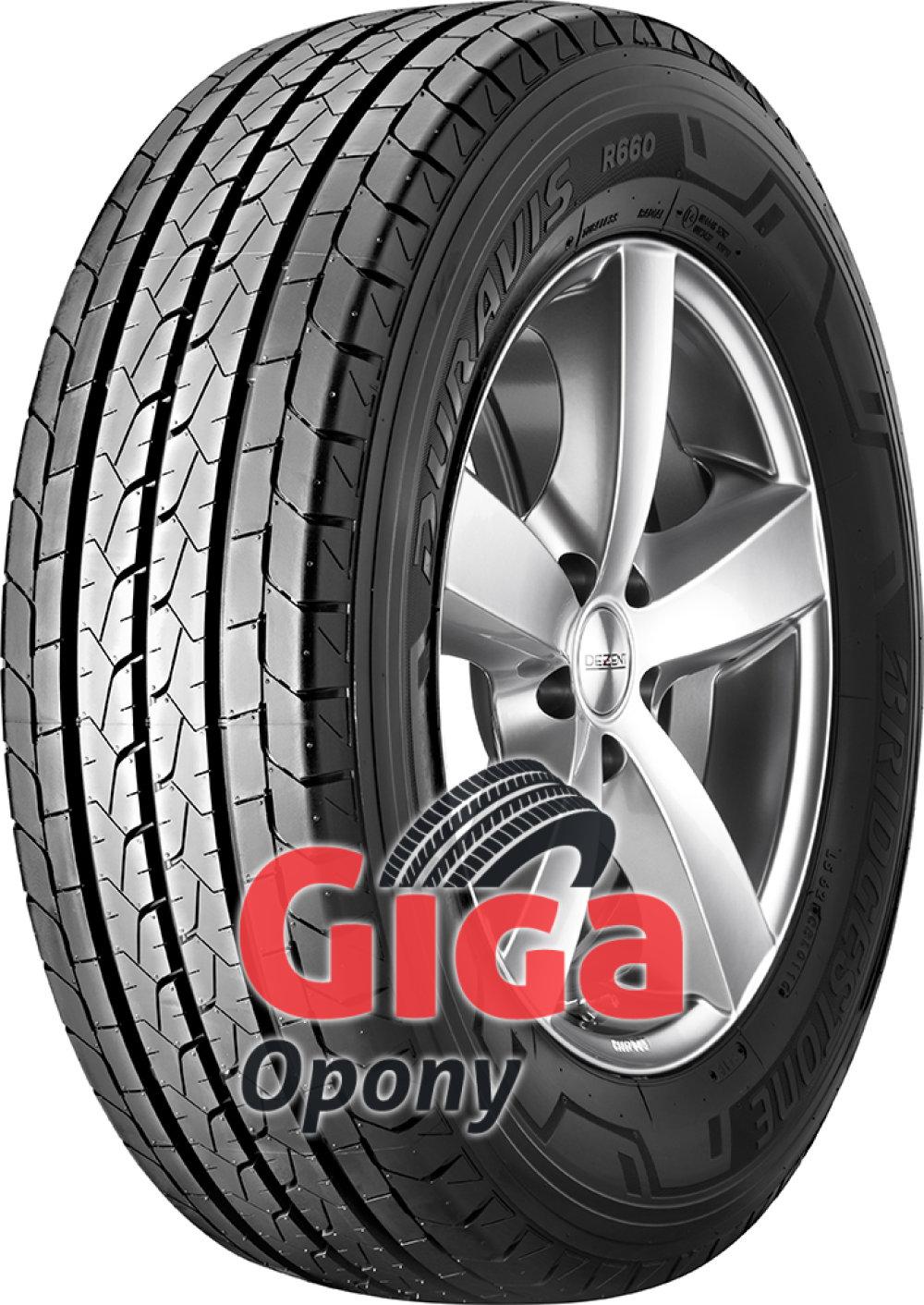 Bridgestone Duravis R660 ( 185/75 R16C 104/102R )
