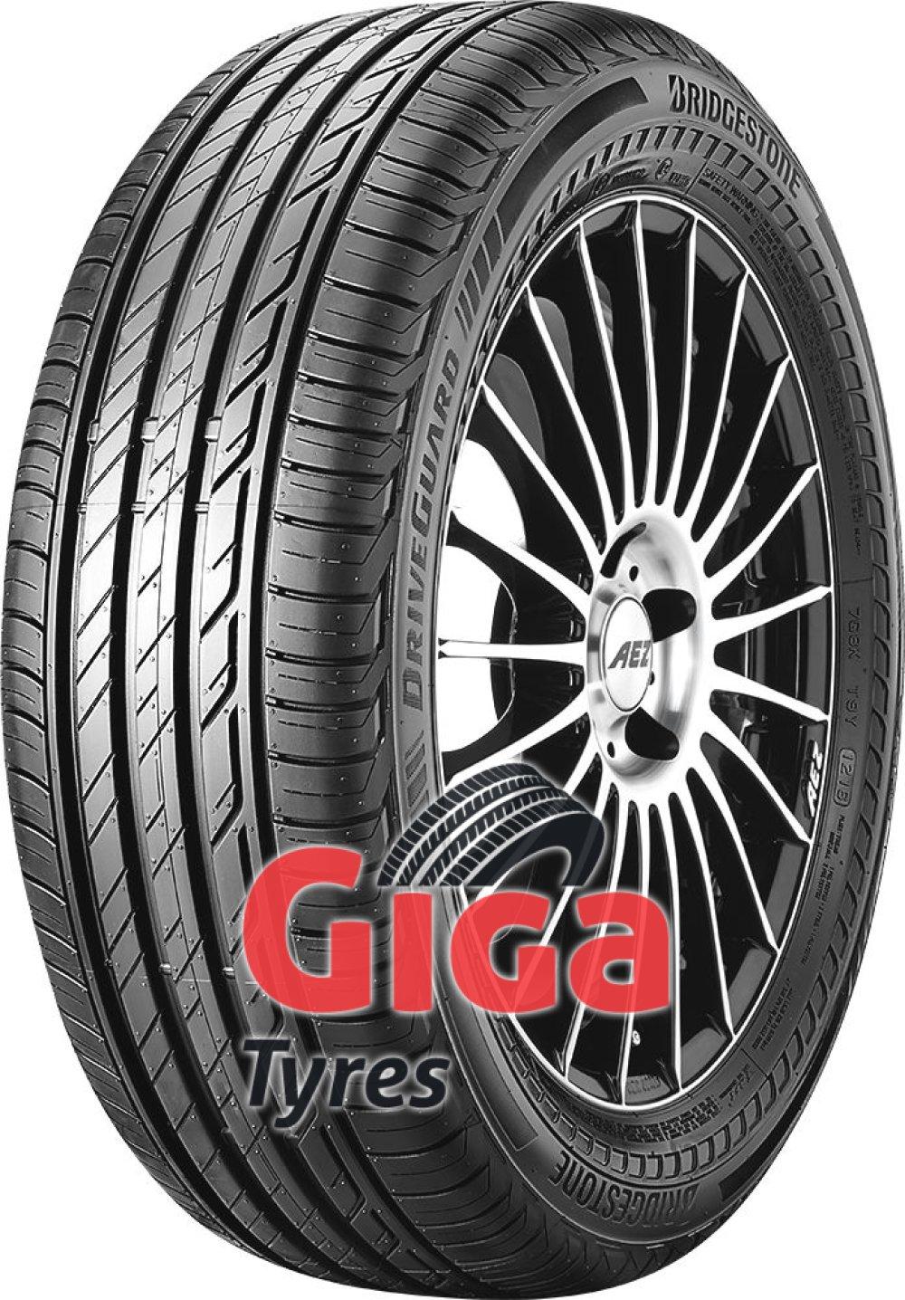 Bridgestone DriveGuard RFT ( 205/50 R17 93W XL DriveGuard, with rim protection (MFS), runflat )
