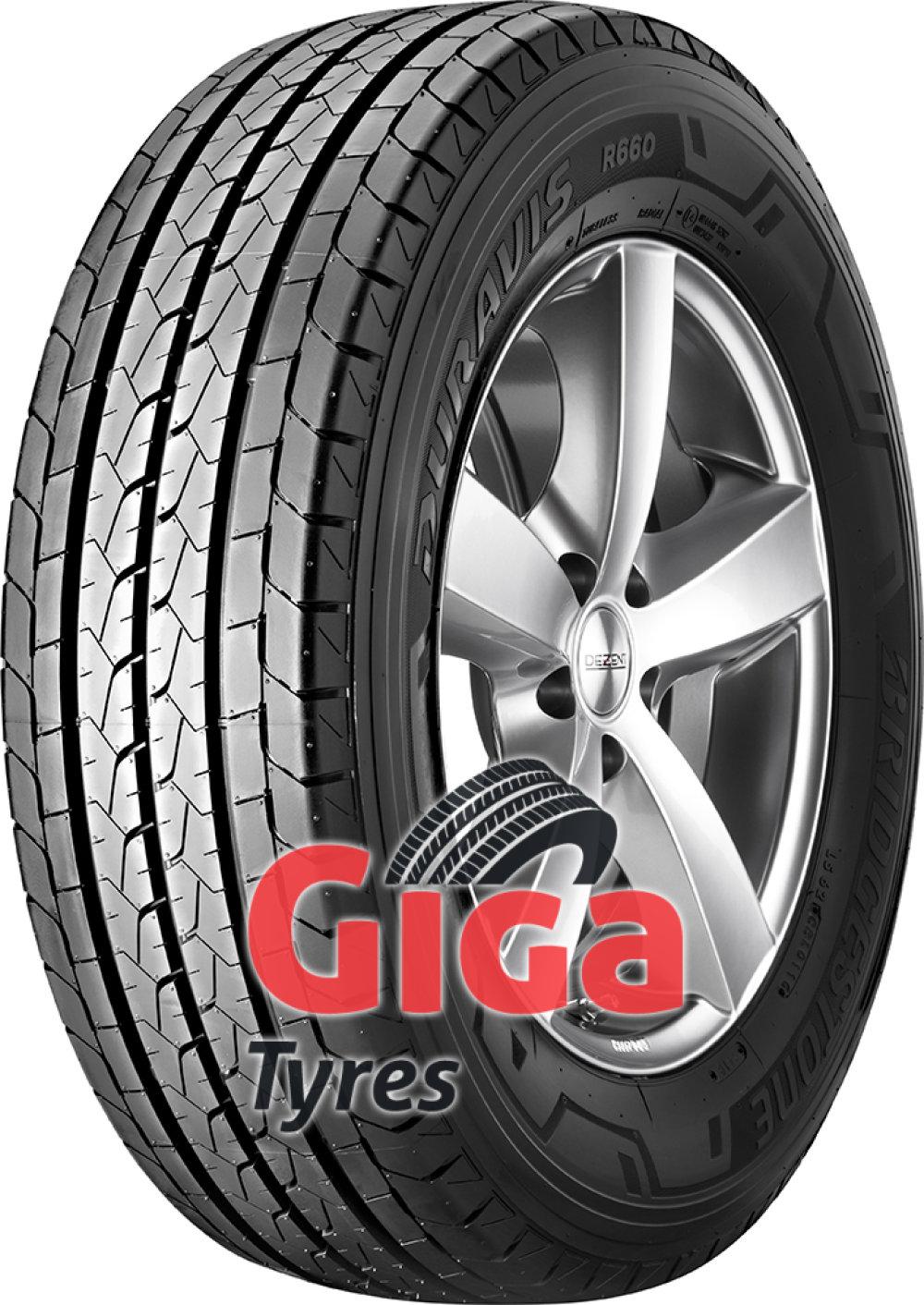Bridgestone Duravis R660 ( 215/65 R16C 109/107T )